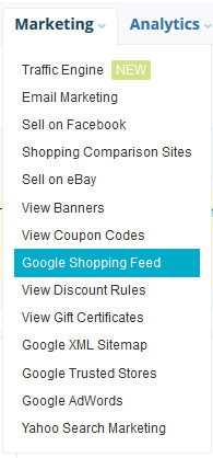 BigCommerce Bing Product Feed 1