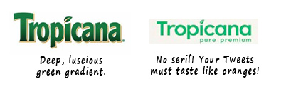 Tropicana Logos