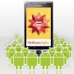 Wolfram Alpha for Android