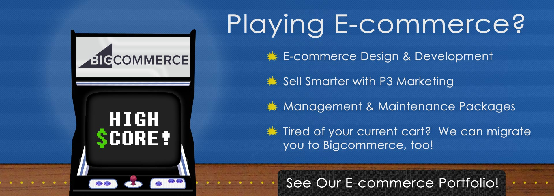 Protocol Three - E-commerce Services