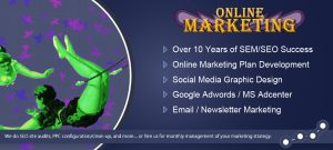 Portland SEO and Online Marketing Marketing Services - Protocol Three