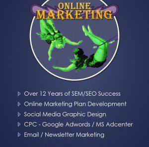 Portland SEO and Online Marketing Marketing Services - Protocol Three